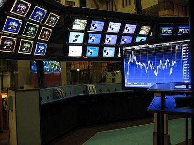 Торговые автоматы на биржевом рынке